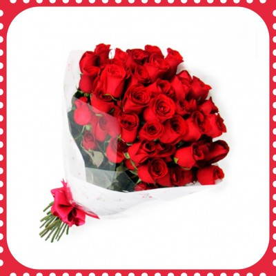 RE36 Wrapped 36 Roses