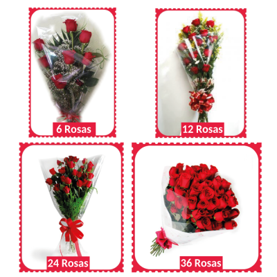 RE20 Wrapped Roses