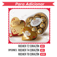 Ferrero Rocher San Valentin Collection