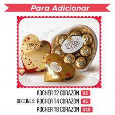 Ferrero Rocher San Valentin Collection