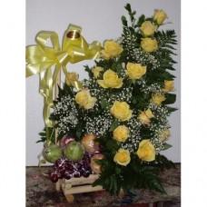 AC03 Yellow Roses