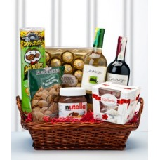 CA60 Wine Basket
