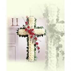 CR0025 White Cross