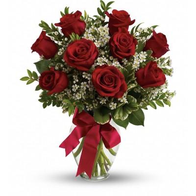 FR0030 Elegant Roses