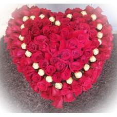 CF200 Heart & Ferrero