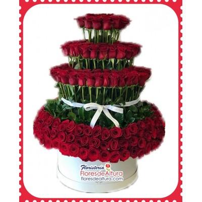 AR55 Pyramid Roses