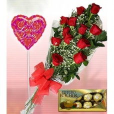 RE35 Roses and chocolates