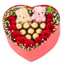 RC04  Heart Love