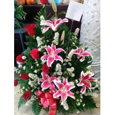 LR45 Flowers by Season